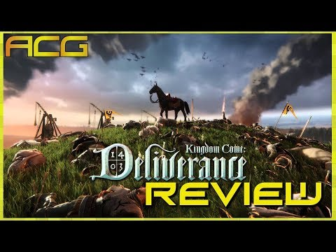"""Kingdom Come: Deliverance Review """"Buy, Wait for Sale, Rent, Never Touch?"""""""
