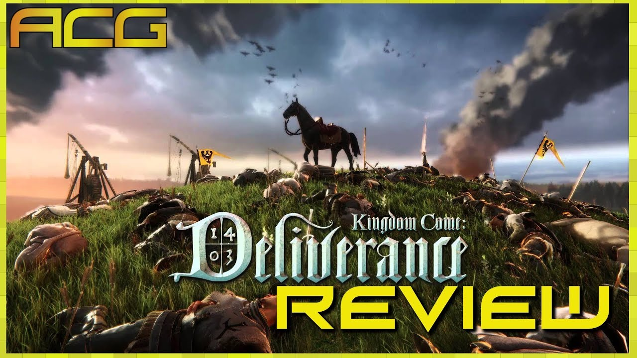 "Kingdom Come: Deliverance Review ""Buy, Wait for Sale, Rent, Never Touch?"" #1"