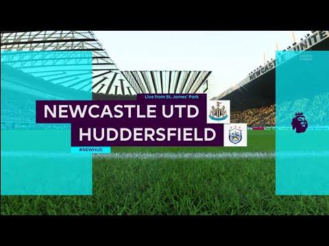FIFA 18   Legendary   Premier League   Newcastle Utd v Huddersfield   St. James' Park