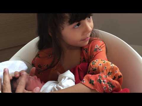 Nascimento da Nicole | Vlog Maternidade e Parto