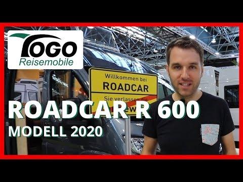 ❤️❤️ PÖSSL Preishit 🌴 ROADCAR R 600 | 2020 | TOGO REISEMOBILE | Kastenwagen 6m