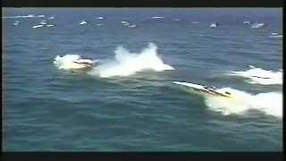 SBI Offshore Racing  Crash