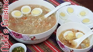 Chicken Veggie Soup / Perfect soup recipe / Nida