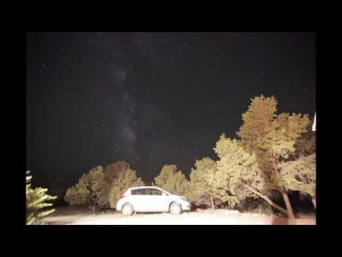 Dr. Steven Greer : CSETI Footage (Timelapse)
