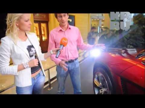 ШАШКИ по МОСКВЕ на Lamborghini. BMW ///M ТУСОВКА - YouTube
