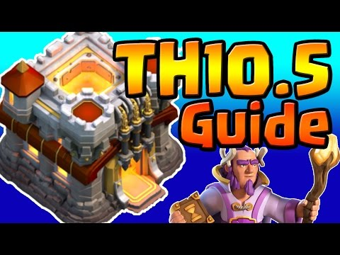 Clash Of Clans: TH10.5 TH11 UPGRADE PRIORITY LIST & GUIDE (January 2017) ULTIMATE!!!