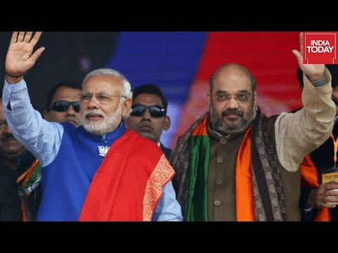 Election Results 2016: BJP's Triumph In Assam
