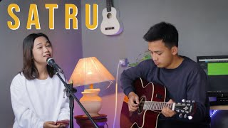 Satru - Denny Caknan Ft. Happy Asmara (Live Cover Lirik) by ianyola