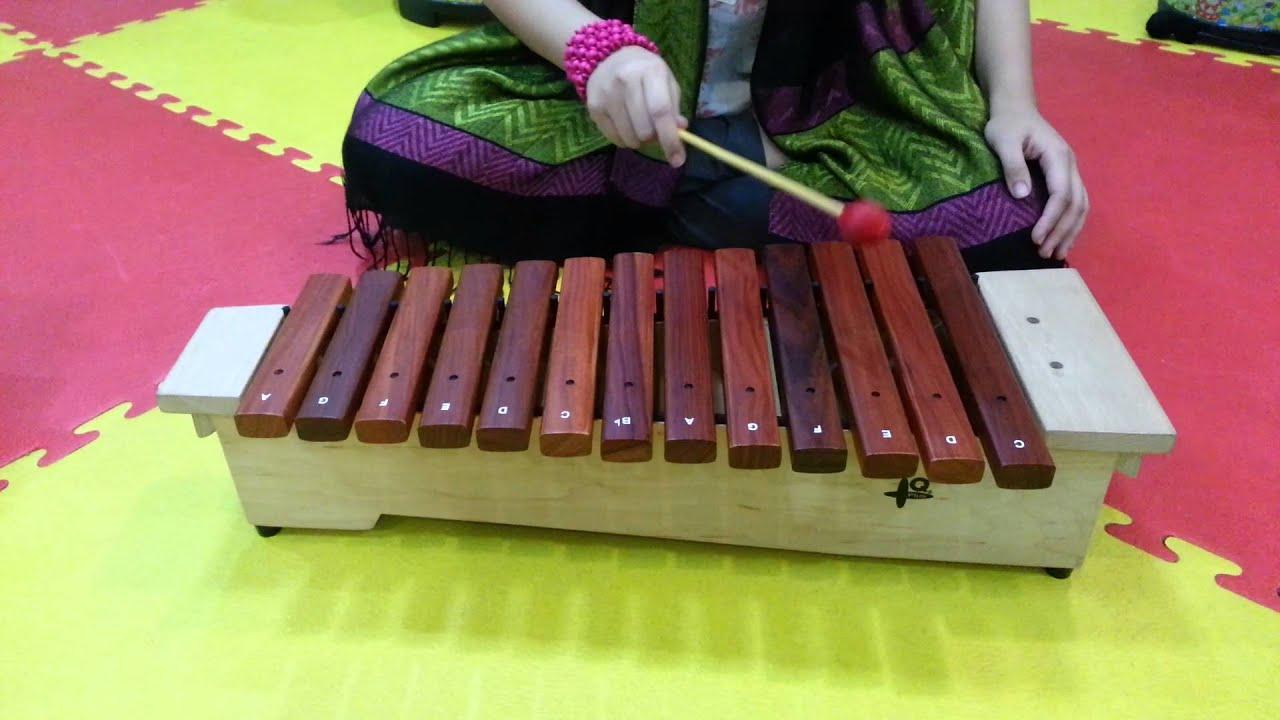 Soprano Xylophone - YouTube