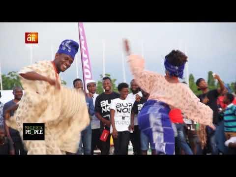 NIGERIA CULTURAL DANCE DISPLAY