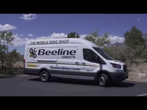 Beeline Bikes: A Mobile Bike Shop