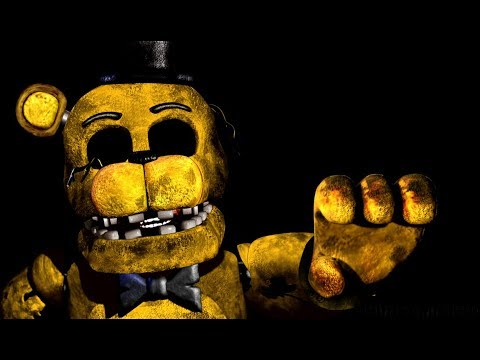 8 Characters Sing The Joy Of Creation Song FNAF Rap Remix