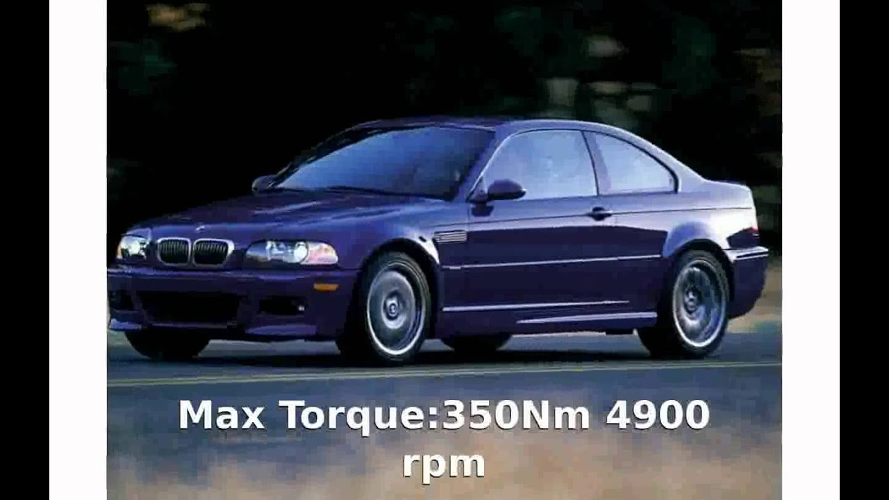2000 Bmw M3 Specs Details