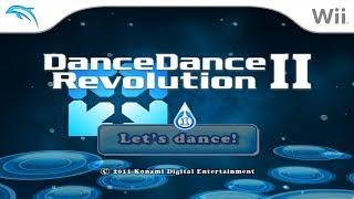 Dance Dance Revolution II   Dolphin Emulator 5.0-9806 [1080p HD]   Nintendo Wii