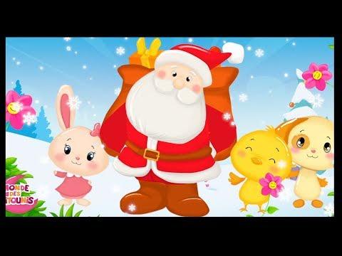 Tête, épaules, genoux et pieds - Comptines et chansons Noel pour bébé Titounis