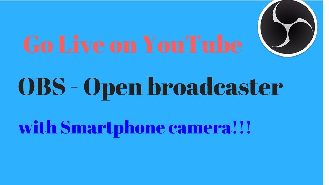 How to use android or iphone camera as virtual webcam for OBS | 3 best apps