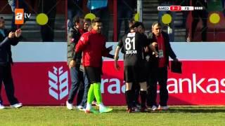 Amed Spor 3 - Fenerbahçe 2 | Gol: Yusuf