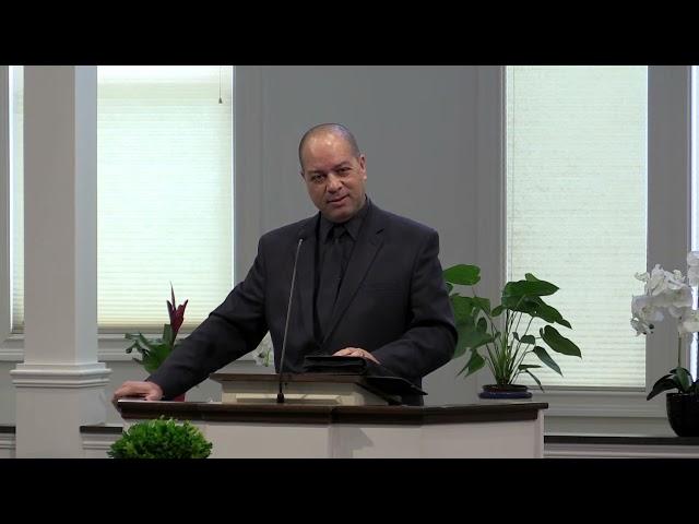 Joe Moreira - The Beginning of the End (Sabbath Service: October 23rd, 2021)