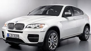 2013 BMW X6 New Model Exteriors And Interiors Review & Walk Around
