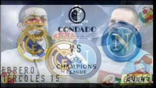watch online Napoli Vs. Real Madrid Live Stream: Watch The Champions League 2017