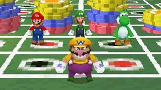 Mario Party DS - All Battle Minigames
