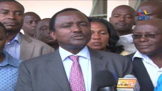Deal or no demos? CORD suspends Monday's anti IEBC demonstrations
