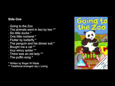 Going to the Zoo - ELC