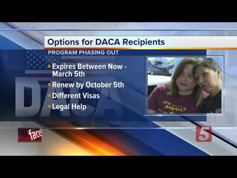 Immigration Attorney Flooded With Calls After DACA Announcement
