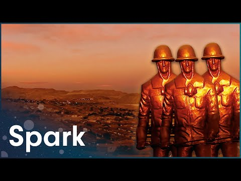 The Dangerous Copper Mines In Chile | The Earth's Riches | Spark