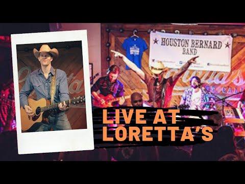 Footloose (Blake Shelton / Kenny Loggins) Performed By Houston Bernard Band