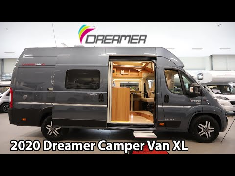 Dreamer Camper Van XL 2020 Camper Van 6,36 M