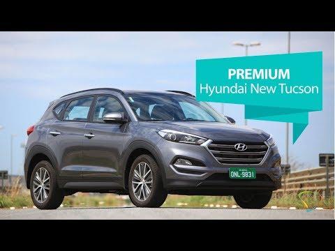 PREMIUM: Hyundai New Tucson 1.6 AT