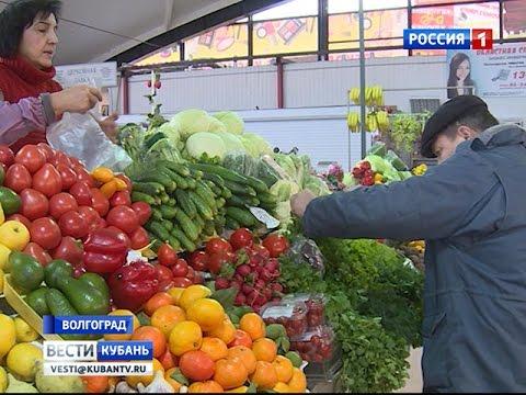 Отличаются ли цены на овощи в разных городах юга России?