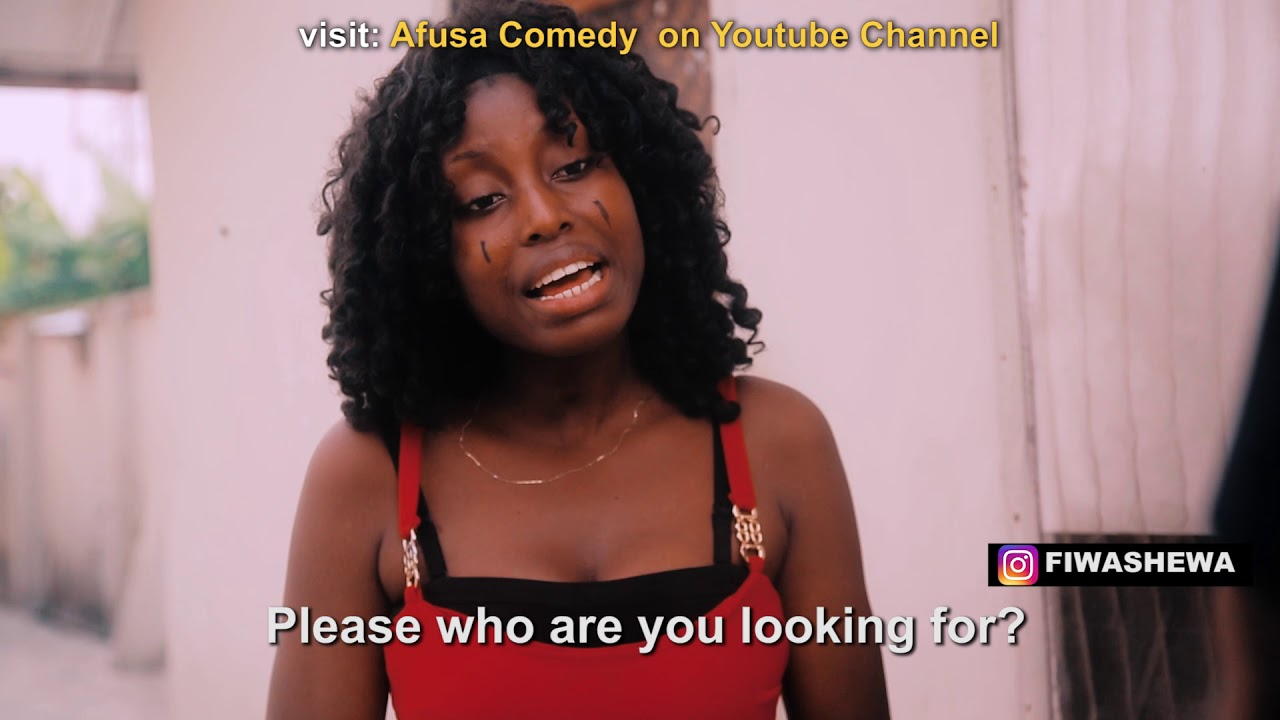 Download AFUSA COMEDY: AFUSA GOT HERSELF A DATE ON VALENTINE'S DAY