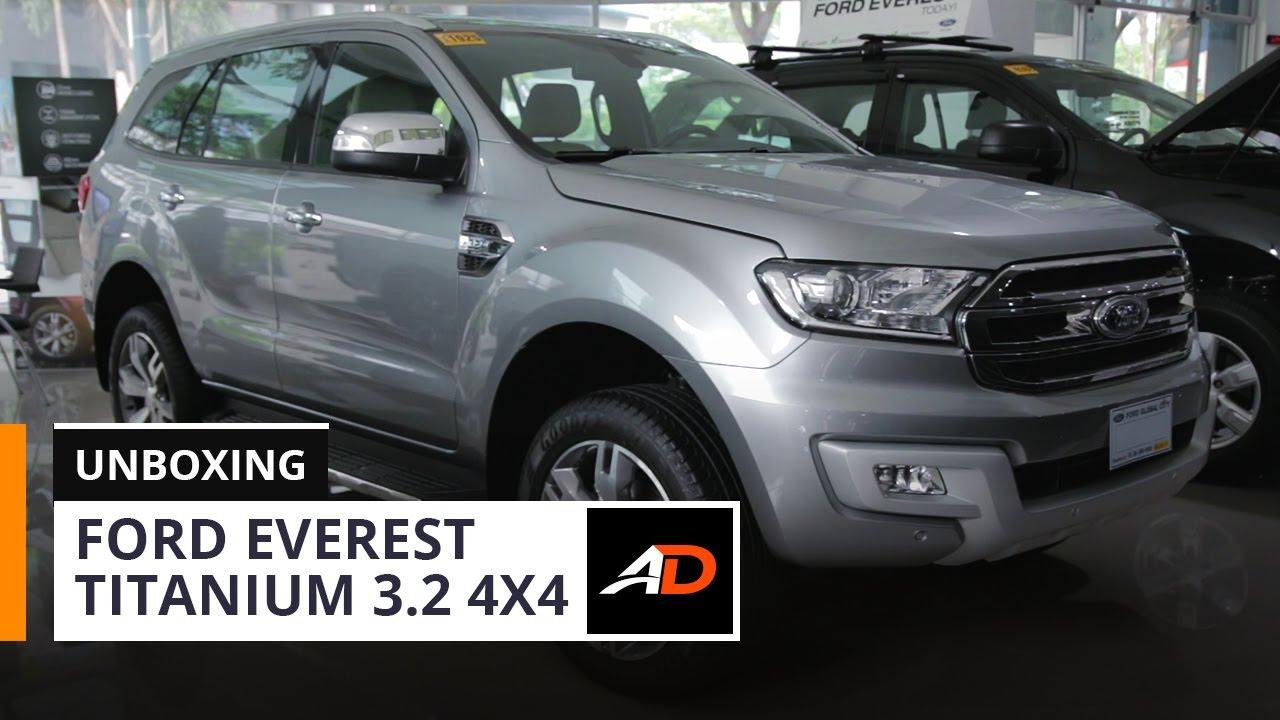 Ford Everest Titanium 3 2 4x4 At Autodeal