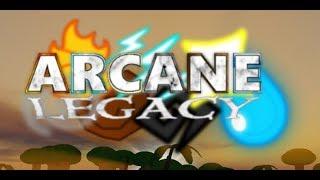 THE NEW ARCANE ADVENTURES!   Roblox Arcane Legacy