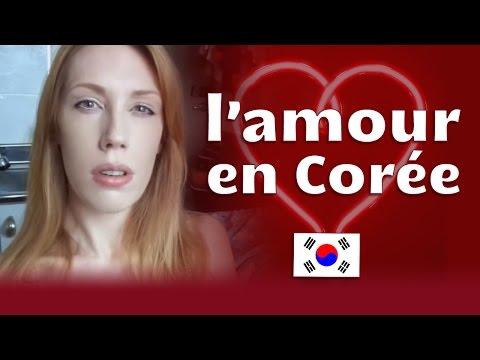 LES RELATIONS AMOUREUSES EN CORÉE DU SUD