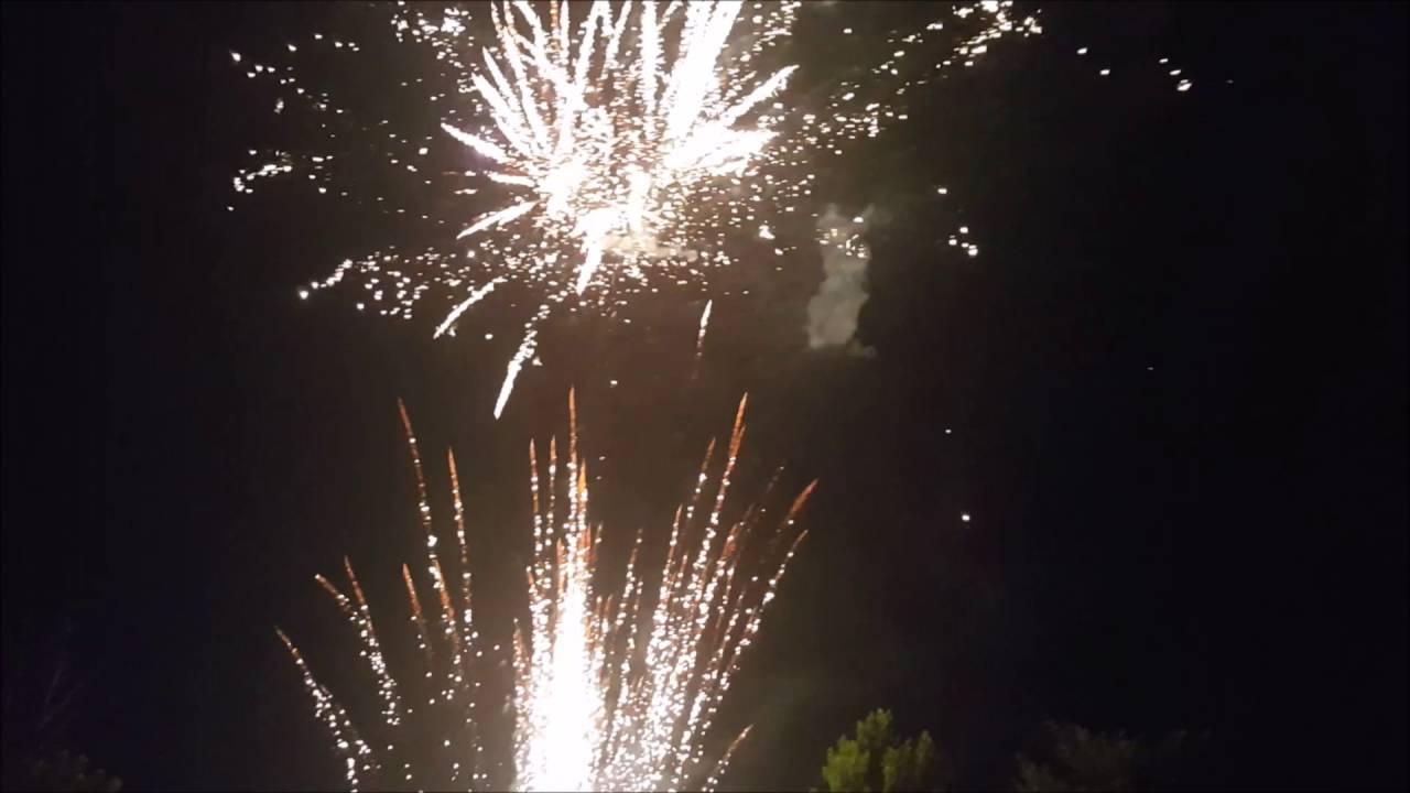 2016 Backyard Fireworks Show