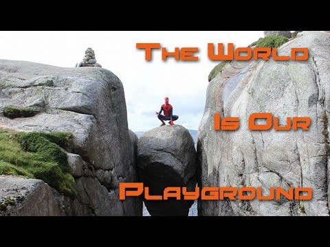 Freak Run - the world is our playground!