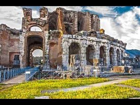 Anfiteatro campano santa maria capua vetere caserta - Piscina santa maria capua vetere ...
