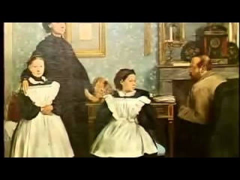 EDGAR DEGAS: THE GREAT IMPRESSIONISTS - History/Biography/Art (documentary)