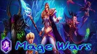 Heroes of the storm Brawl-Mage wars #5