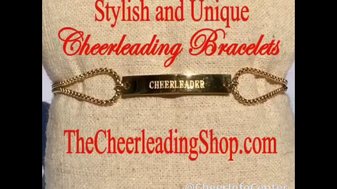 Cheerleading Bracelets This Is A Must Have