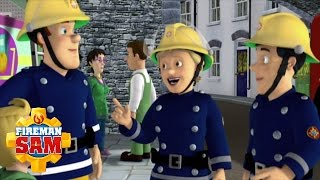 Fireman Sam: A Good Fireman Is Never Off Duty