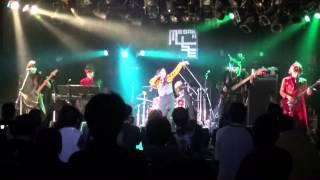 9/15(月・祝) 江坂MUSE 「Rock'n'Roll Shower Vol.9」 大阪の聖飢魔II...