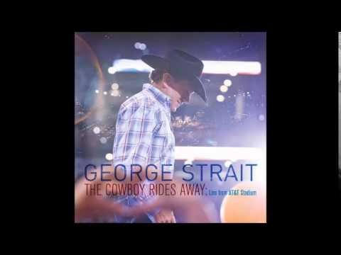 George Strait - Run feat. Miranda Lambert [LIVE]