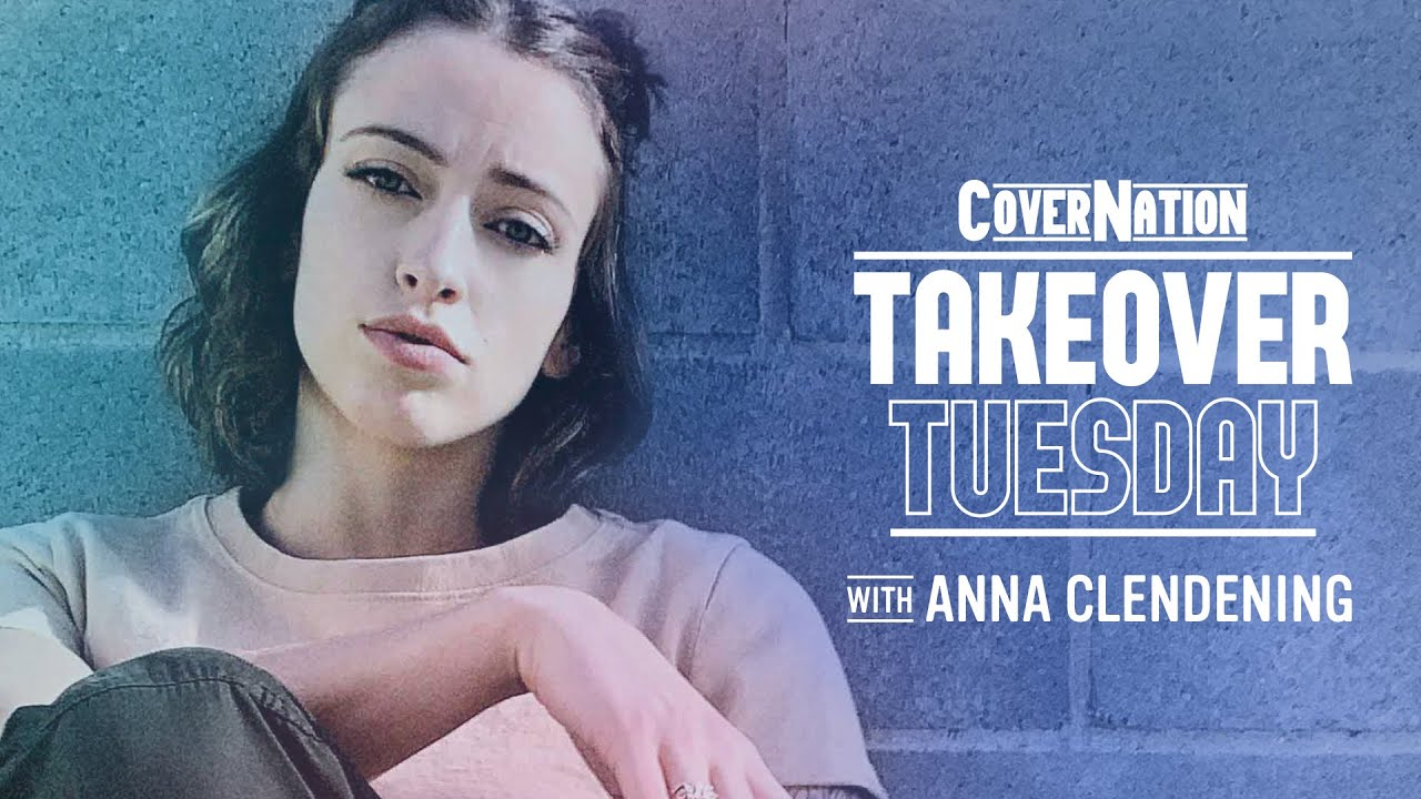 Anna Clendening LIVE on Cover Nation | Takeover Tuesday