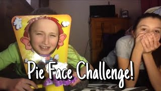 Pie Face Challenge *Viral Video* | ORIGINAL VIDEO/OWNER