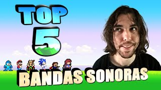 TOP 5 BANDAS SONORAS FAVORITAS DE VIDEOJUEGOS
