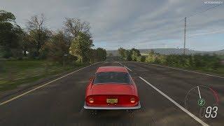Forza Horizon 4 - 1962 Ferrari 250 GT Berlinetta Lusso Gameplay [4K]